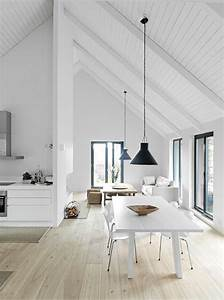 White, Room, Interiors, 25, Design, Ideas, For, The, Color, Of, Light