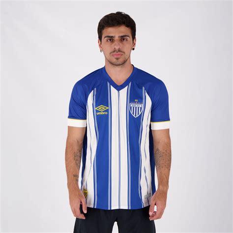 Camisa Umbro Avaí I 2018 Jogador - FutFanatics