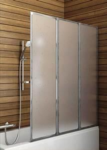 Duschwände Für Badewanne : duschwand auf badewanne aus echtglas 2 teilig mit einem festen wandelement und eine schwenkbaren ~ Buech-reservation.com Haus und Dekorationen