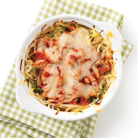 cuisine courge mini gratin de courge spaghetti aux chignons recettes cuisine et nutrition pratico pratique
