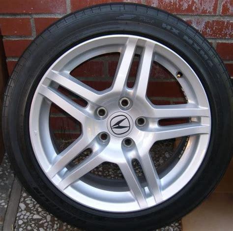 sold 2007 2008 acura tl base oem wheels acurazine