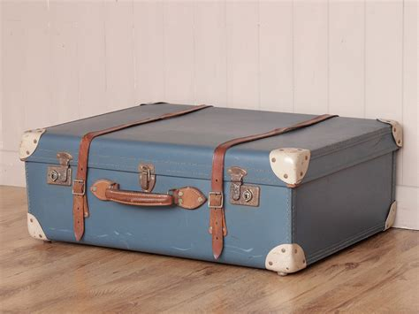 Vintage Travel Suitcase Sold Scaramanga