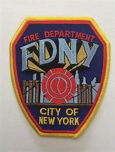 Bureau New York : fdny city of new york fire department patch fire ~ Nature-et-papiers.com Idées de Décoration