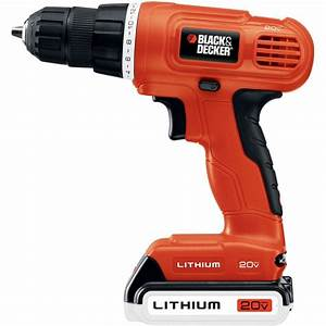 Black Und Decker Multischleifer : black decker 20 volt max lithium ion 3 8 in cordless drill driver shop your way online ~ Bigdaddyawards.com Haus und Dekorationen