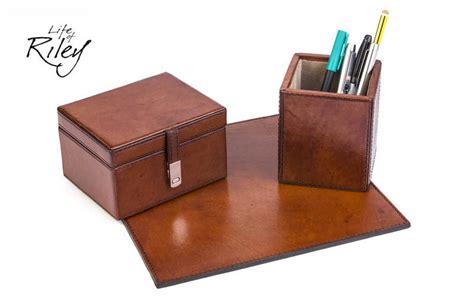 accesoire de bureau accessoires de bureau bois