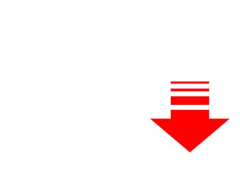 The Gallery For --> Red Down Arrow Png