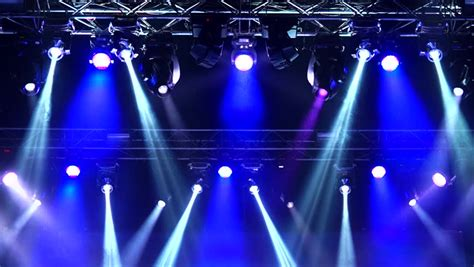 stage lighting effects rays stock footage video  royalty   shutterstock