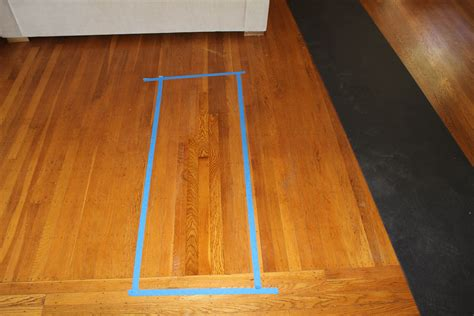 How To Patch A Hardwood Floor by What We Re Up To Meryl And Miller Llc Handyman