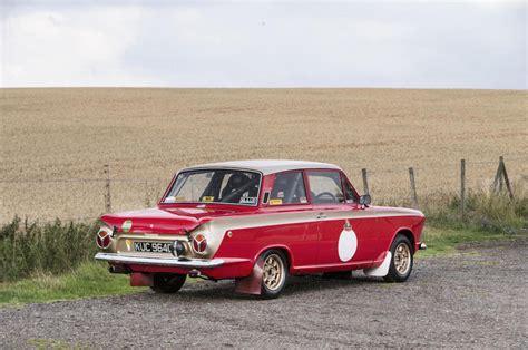 Ford Lotus Cortina Mk1 Rally Saloon