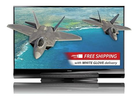 # Mitsubishi Wd-92840 92-inch 1080p 3d Projection Tv For