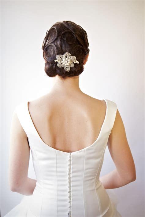 wedding hair accessories  mature brides   bridesforty  weddings