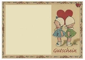 Gutschein Muster Geburtstag : gutscheinvorlage zur geburt eines schwesterchens mit text gutschein ~ Markanthonyermac.com Haus und Dekorationen