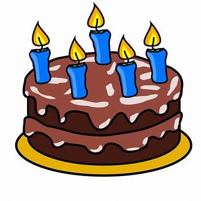 Birthday Clip Cake Clipart Objects Cakes Clipartpanda