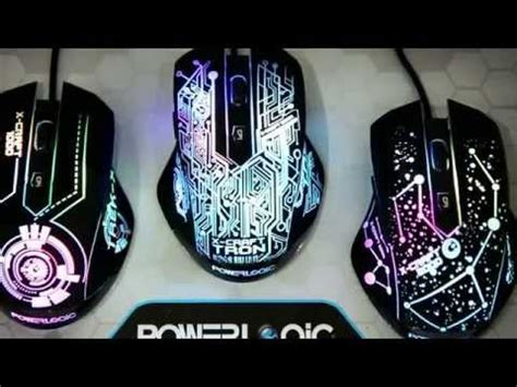 x craft gaming mouse