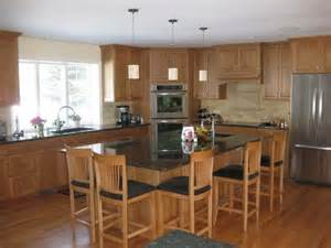 center island designs for kitchens corner wall oven or bad idea