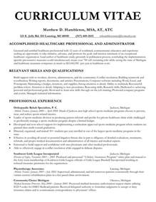 Resume Templates For Assistants Curriculum Vitae Curriculum Vitae Sle Undergraduate Students