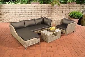 Gartenmöbel Polyrattan Lounge : polyrattan gartengarnitur moss natura gartenm bel sitzgruppe lounge garten set ebay ~ Indierocktalk.com Haus und Dekorationen