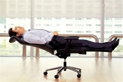 why a office chair prevents stress on your