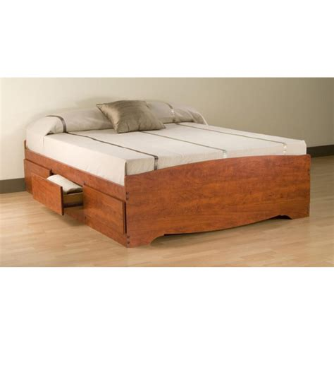 platform bed storage platform storage bed in beds and headboards