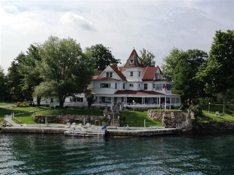 Uncle Sam Boat Tours Singer Castle by Uncle Sam Boat Tours Two Nations Tour Picture Of Uncle