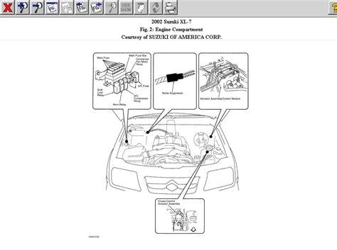 2006 Suzuki Grand Vitara Fuse Box Diagram by 2000 Suzuki Grand Vitara Fuse Box Diagram 41 Wiring