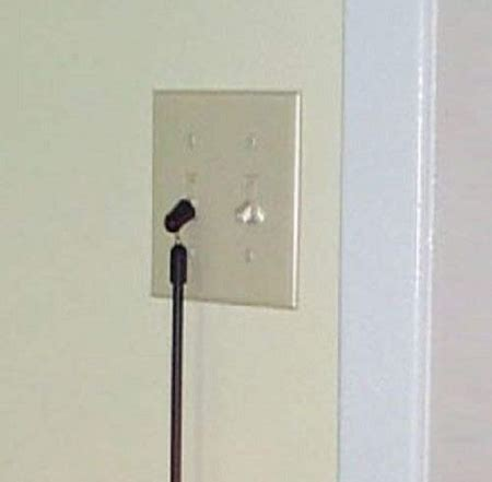 light switch extension helpful tool to reach wall mount