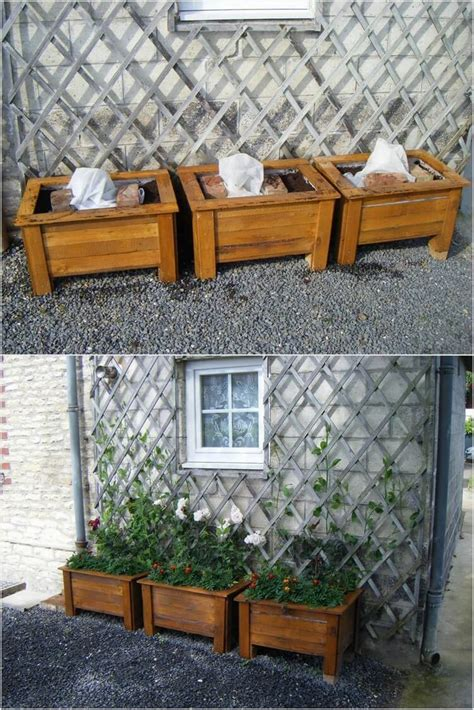 easy wood pallet recycling ideas pallet wood