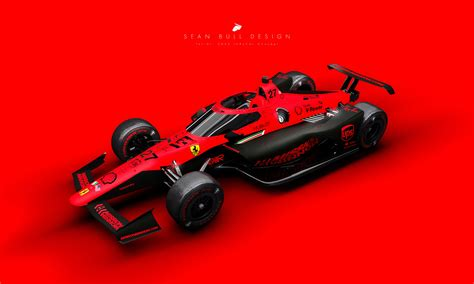 Browse the pictures and technical data sheets with all the details of the design. This Amazing Concept Shows What A Modern Ferrari IndyCar ...