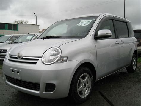 Toyota Sienta Picture by 2009 Toyota Sienta Images 1500cc Gasoline Ff
