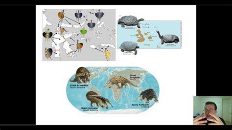 evolution biogeography evidence microbiology field