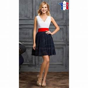 robe bleue blanc rouge all pictures top With robe ceremonie bleu
