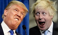Boris Johnson Shuts Down Donald Trump After Trump Talks ...