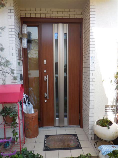 玄関 ドア リフォーム