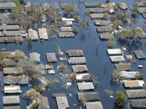 2005 Hurricane Katrina Floods New Orleans
