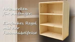 Bootslack Für Holz : diy handwerken holz f r anf nger simples regal mit der flachd belfr se kreativbunt youtube ~ Orissabook.com Haus und Dekorationen