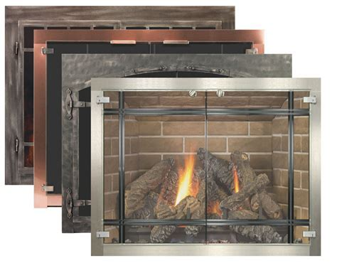 Custom Fireplace Doors   Friendly FiresFriendly Fires