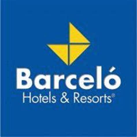 Resultado de imagen de logo del grupo de hoteles barcelo