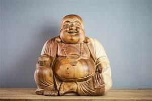 Statue Bouddha Maison Du Monde : bouddha rieur arts et voyages ~ Teatrodelosmanantiales.com Idées de Décoration