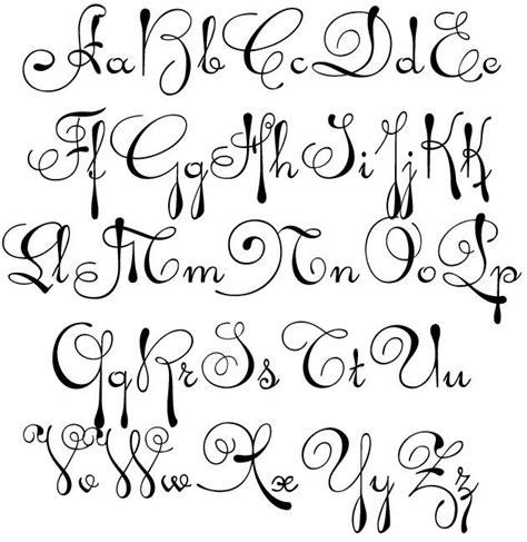 fancy letter fonts letters ideas alphabet fonts and 52186
