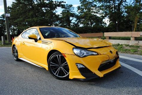 2015 Scion Fr-s Release Series Salvage Wrecked For Sale