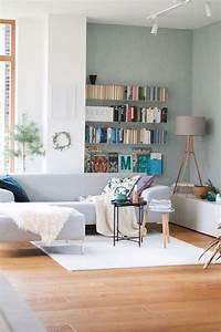 Salbei Farbe Wand : neu salbei im wohnzimmer dieartige design studio ~ Michelbontemps.com Haus und Dekorationen