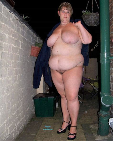 BBW Naked July Voyeur Web