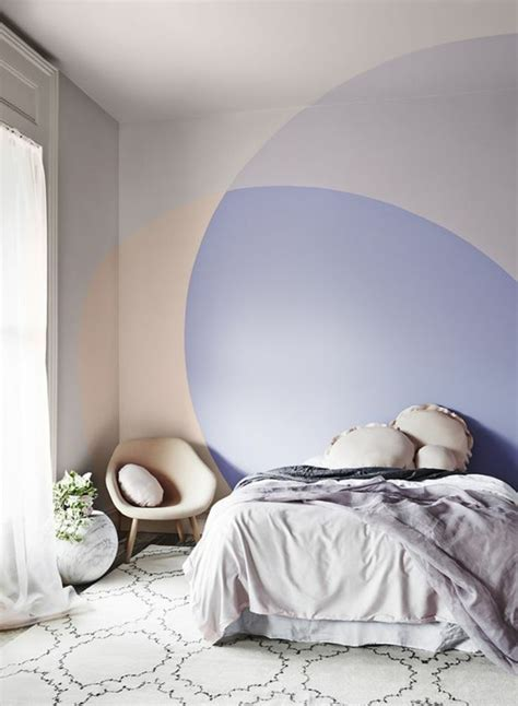 comment peindre une chambre en deux couleurs nos astuces en photos pour peindre une pièce en deux
