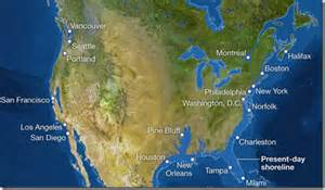 If All Ice Melted What Would Earth Look Like