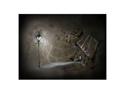 Artistic Dark Smokepaint Night Ecran Wallpapers Fond