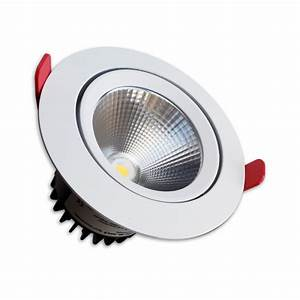Mini Spot Led Encastrable : spot led encastrable 20w orientable ~ Dode.kayakingforconservation.com Idées de Décoration