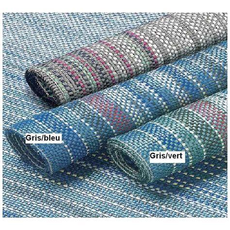 tapis de sol 500g m 178 couleur gris bleu diemension 3 x 2 5m pour caravane et cing car