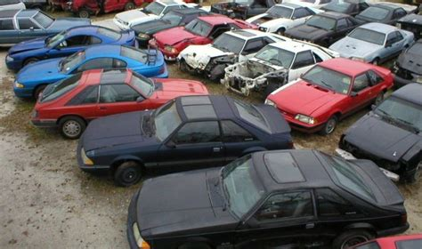 ford salvage yards   locator junk yards