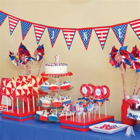 birthday party ideas for popsugar fourth of july birthday party ideas popsugar