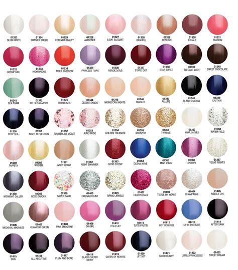 gelish color chart superb harmony gelish colors 6 harmony gelish nail